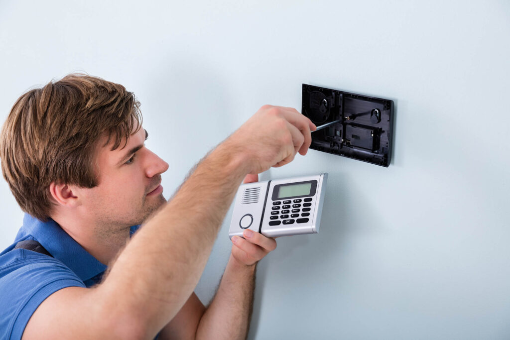Carreer Installation Engineer Security Systems